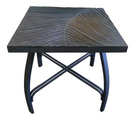 Image of Outdoor Side Tables
