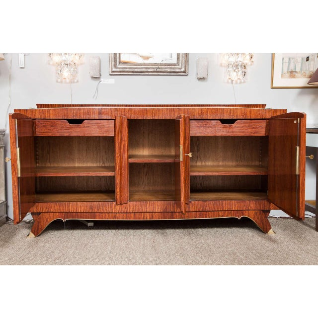 Jules Leleu Buffet For Sale In New York - Image 6 of 11