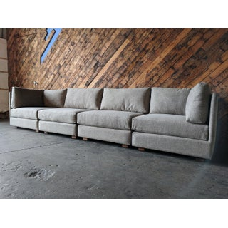 Mid Century Style Custom Modular Sofa Preview