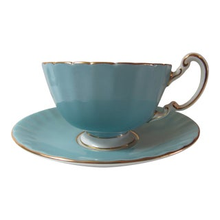 Ansley Fine Bone China Cup and Saucer For Sale