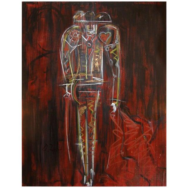 Bullfight (2011) by Domingo Zapata / 2942 For Sale