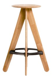 Image of Oak Bar Stools