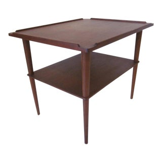 Arne Hovmand-Olsen Danish Side Table For Sale