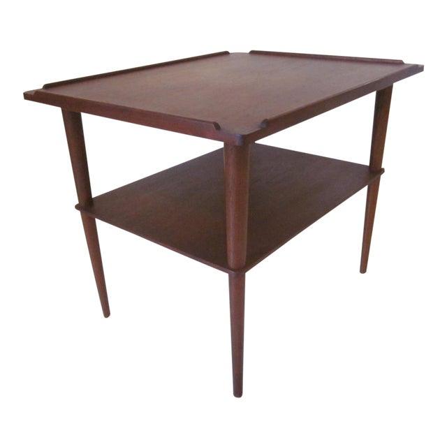 Arne Hovmand-Olsen Danish Side Table For Sale