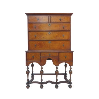 Late 17th Century William & Mary Highboy