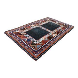 Turkish Erzurum Handmade Rug - 4′7″ × 7′6″ For Sale
