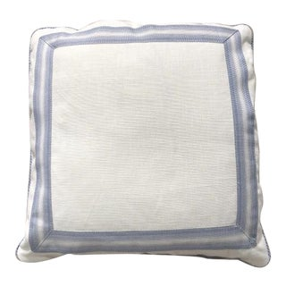 Transitional Century Furniture Throw Pillow For Sale
