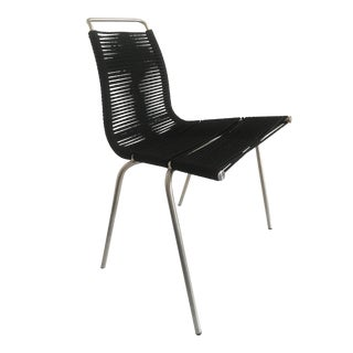 Poul Kjaerholm for Carl Hansen Pk1 Dining Chair Mid Century Modern For Sale