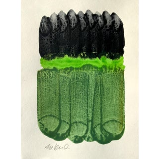 Amphibian Watercolor & Acrylic Painting