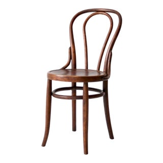 Antique Bentwood Chair For Sale