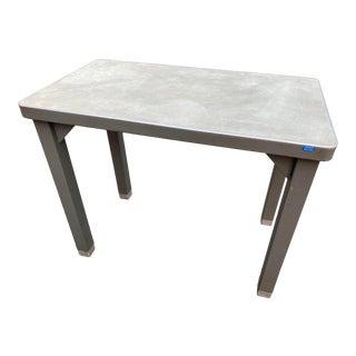 1960s Cole Steel Children's Desk For Sale