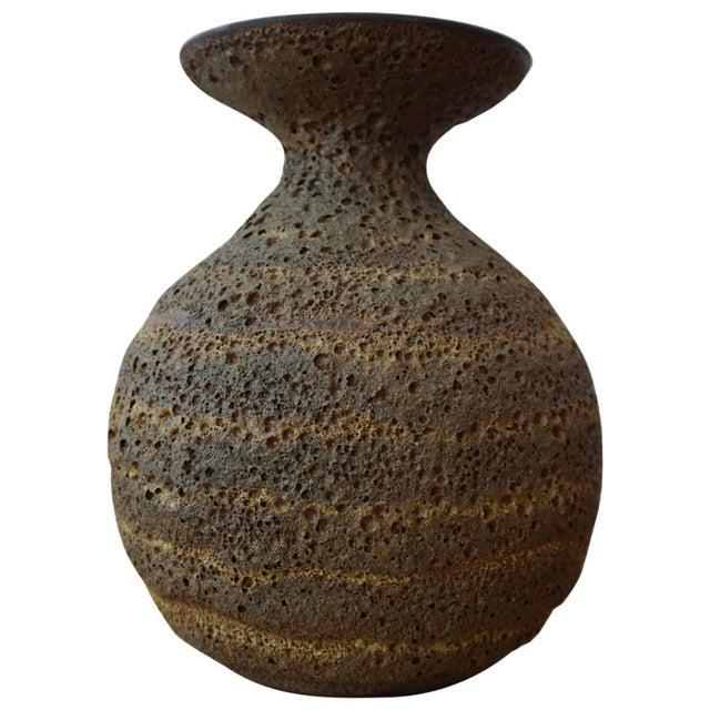 James Lovera Lava Glaze Ceramic Vase For Sale In San Diego - Image 6 of 6