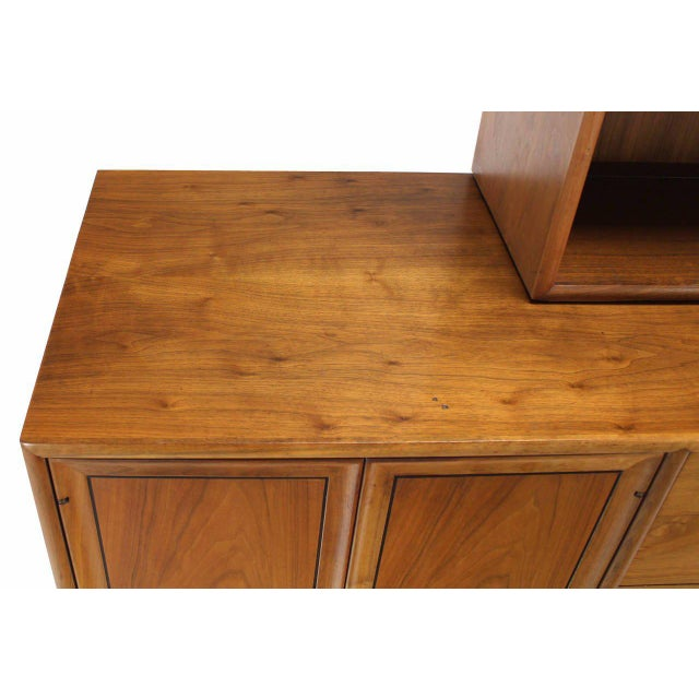 Early 20th Century Drexel Declaration Two Part Cabinet For Sale - Image 5 of 9