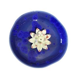 Porcelain Incense Burner Lotus Flower For Sale