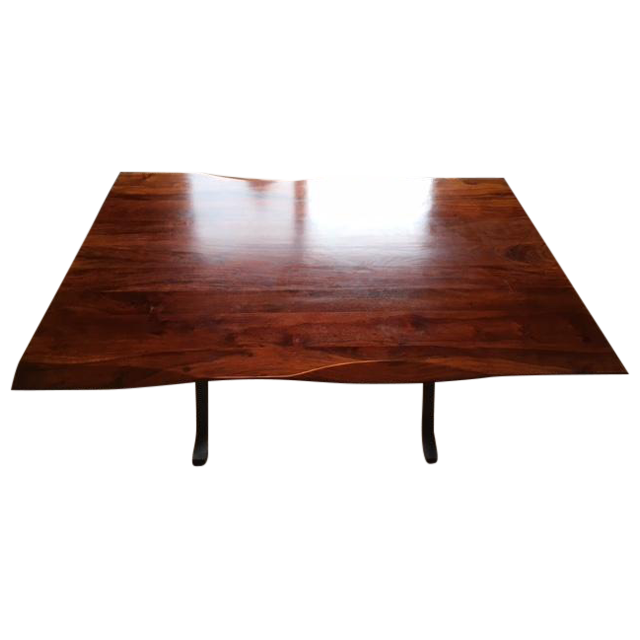 arhaus arvada dining table chairish rh chairish com