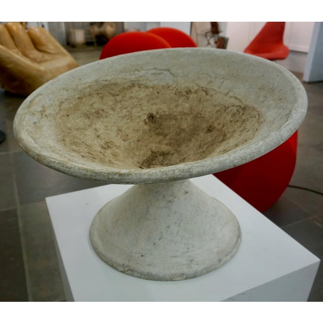 Mid-Century Modern 1960's Off Kilter Planter by Willy Guhl For Sale - Image 3 of 10