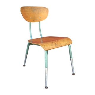 Mid Century Modern Bentwood Chair For Sale