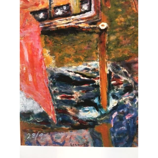 """Pierre Bonnard """"Nude at Mirror"""" Print For Sale - Image 4 of 7"""
