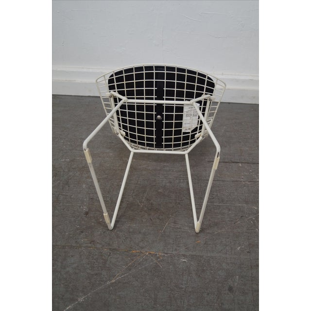 Harry Bertoia for Knoll Rilsan Dining Chairs - 4 - Image 6 of 10