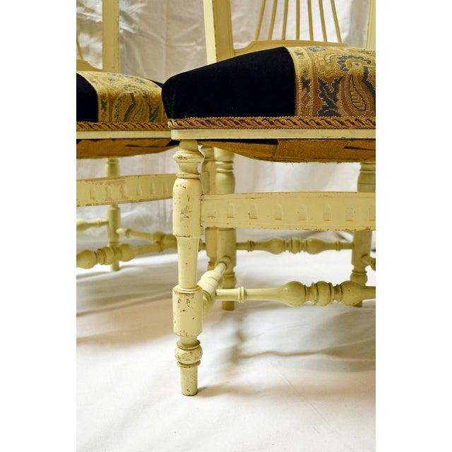 Chiavari High Back Chairs - A Pair - Image 5 of 9