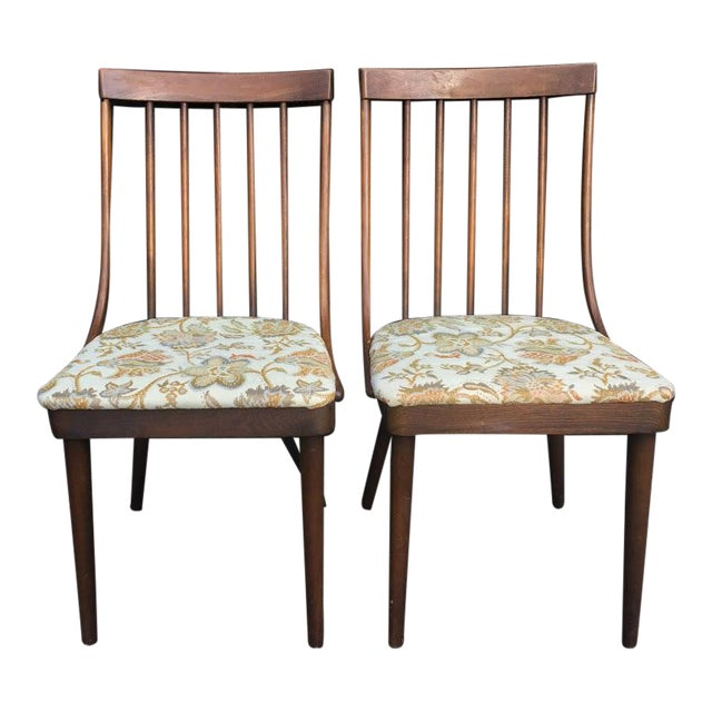 Richardson Nemschoff Side Chairs - A Pair For Sale