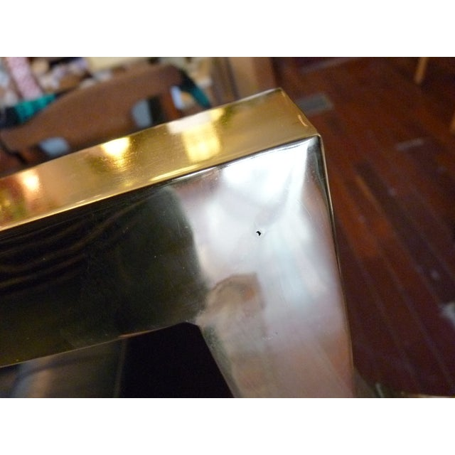 Brass Chippendale-Style King Headboard - Image 5 of 6