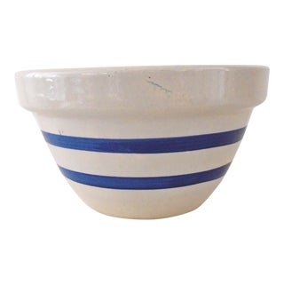 Stoneware Mixing Bowl For Sale