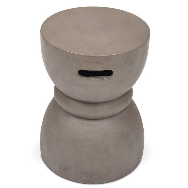 Phillip Stool, Dark Grey For Sale In Philadelphia - Image 6 of 8