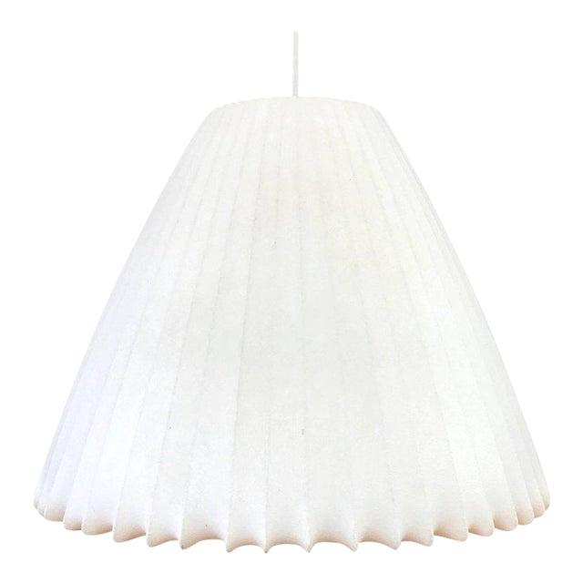 Vintage George Nelson for Howard Miller Bell Pendant Lamp For Sale