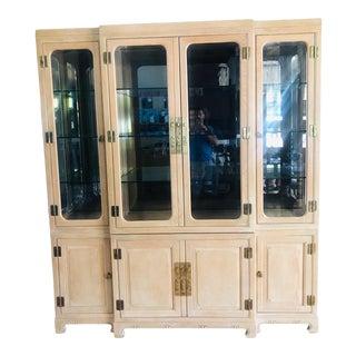 Century Furniture Chin Hua Raymond Sobota Asian Collection China Cabinet For Sale