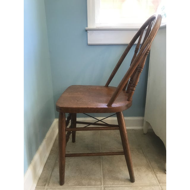 Antique Bow Back Windsor Chairs - Set of 10 For Sale - Image 12 of 12