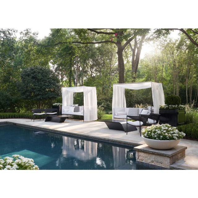 2020s Janus Et Cie Amalfi Daybed For Sale - Image 5 of 9
