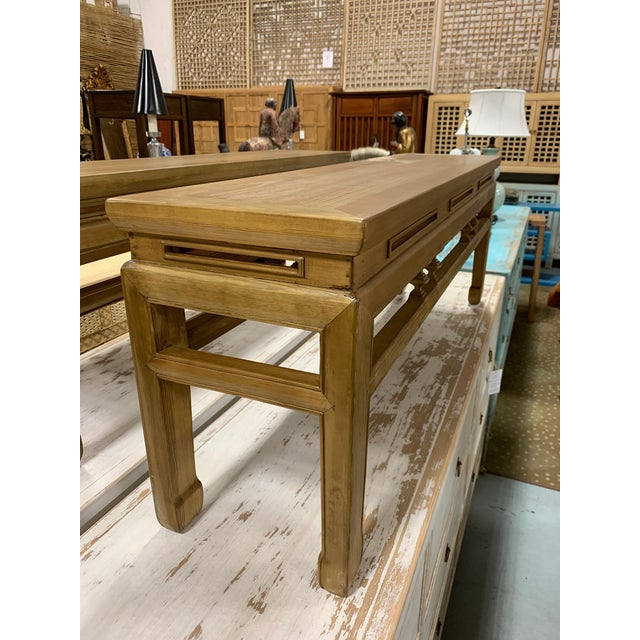 Low Asian Bench For Sale - Image 4 of 7