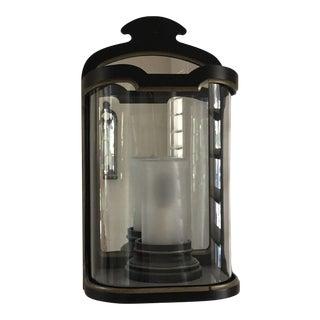Vaughan Lantern Wall Light For Sale
