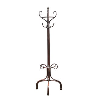 English Bentwood Hat Rack For Sale