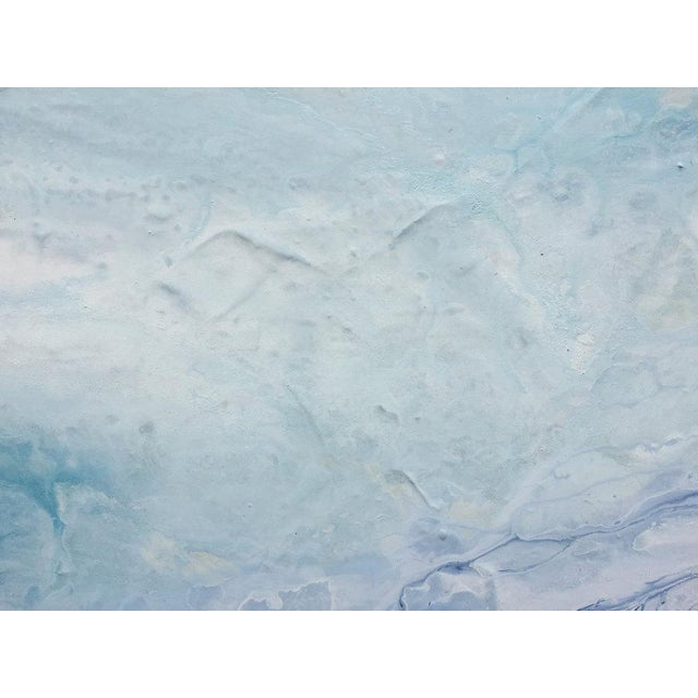 2010s Teodora Guererra, 'Ocean Tango' Painting, 2017 For Sale - Image 5 of 6
