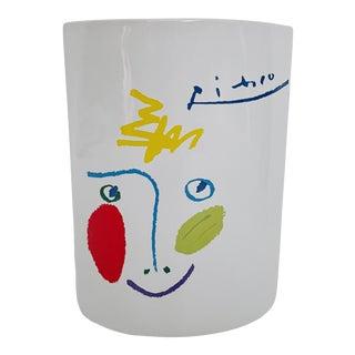"Vintage Picasso Living ""The Washerwoman"" Vase For Sale"