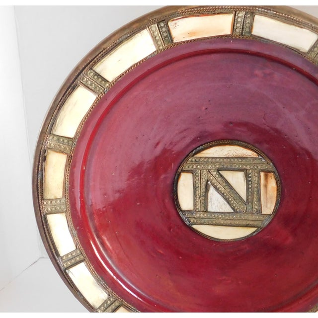 Vintage La Quinta Indian Tribal Bowl For Sale In New York - Image 6 of 13