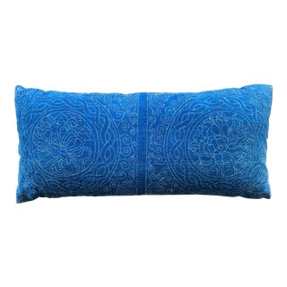 Dong Hill Tribe Stitched Pillow For Sale