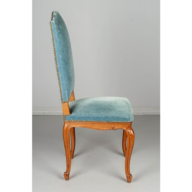 French Louis XV Style Dining Chairs - Set of Six For Sale In Orlando - Image 6 of 10