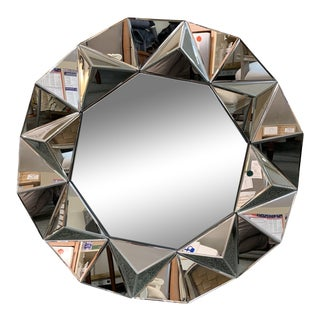 Pottery Barn Gem Mirror For Sale