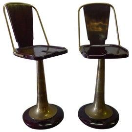 Image of Art Deco Stools