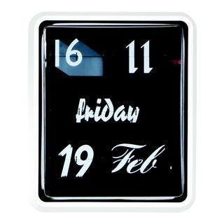 Established & Sons, Font Clock, Large, Sebastian Wrong, 2007 For Sale