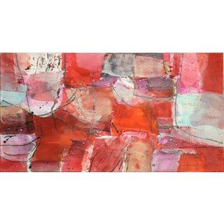 "Modern ""Turning Point"" Original Artwork by Greet Helsen For Sale"