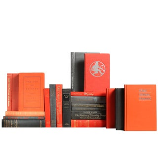 Orange & Grey History Selections - Set of 20