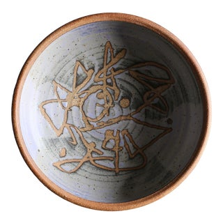 Tim Keenan Ceramic Bowl For Sale