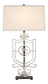 Image of French Country Desk Lamps