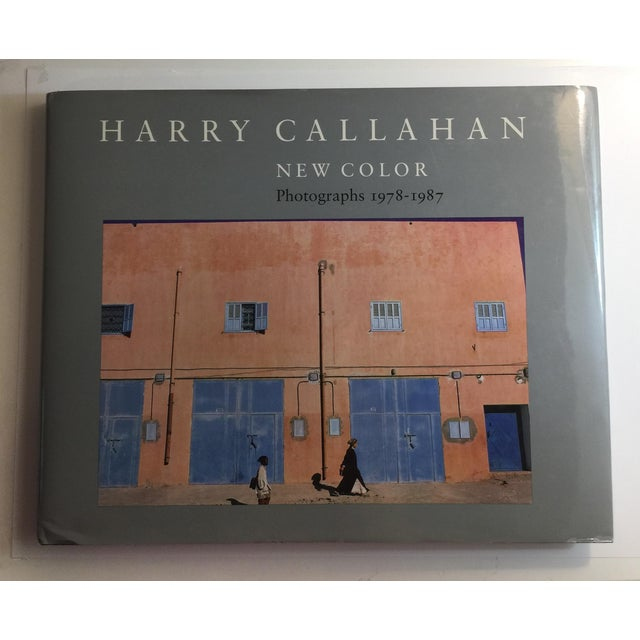 1988 Harry Callahan New Color Book For Sale - Image 12 of 12