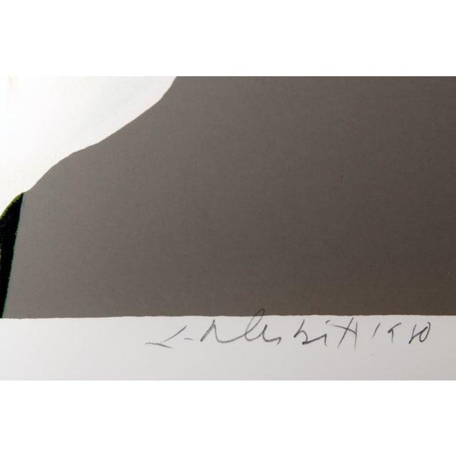 Artist: Lowell Blair Nesbitt, American (1933 - 1993) Title: White Tulips Year: 1980 Medium: Serigraph, signed and numbered...