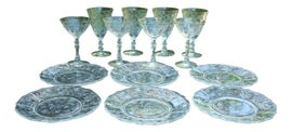 Image of French Country Glasses